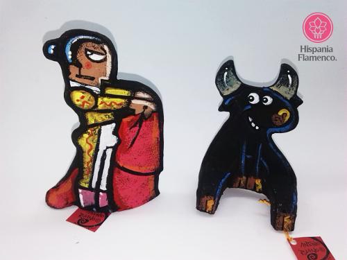 toro y torero antonio ruano