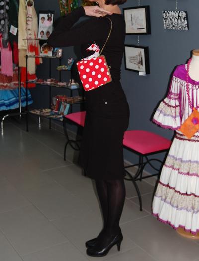 bolso veintitantos hispania flamenco