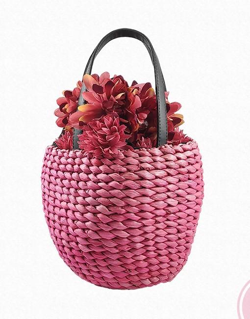 bolso flores hispania flamenco