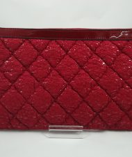 bolso cartera hispania flamenco rojo