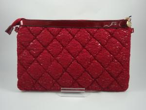 bolso cartera hispania flamenco rojo