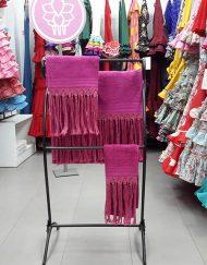 toalla con flecos Hispania Flamenco