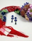 pendientes carvajal hispania flamenco