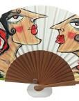 abanico carmen encinas hispania flamenco