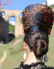 peina color carei carvajal hispania flamenco
