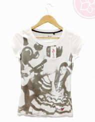 Camiseta Carmen Amaya Hispania Flamenco