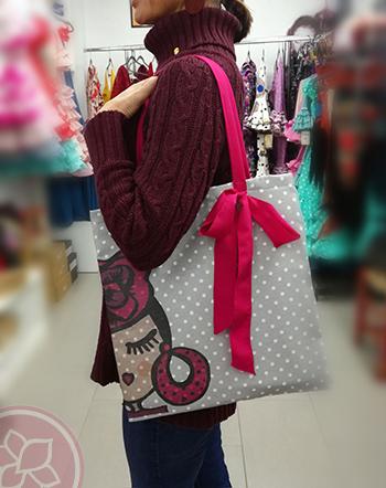 Bolso porque soy flamenca Hispania Flamenco