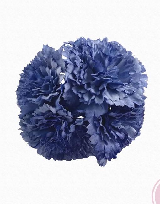 ramillete claveles azulino hispania flamenco