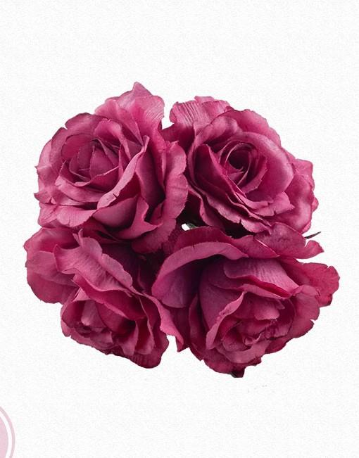 bouquet rosas buganvilla hispaniaflamenco