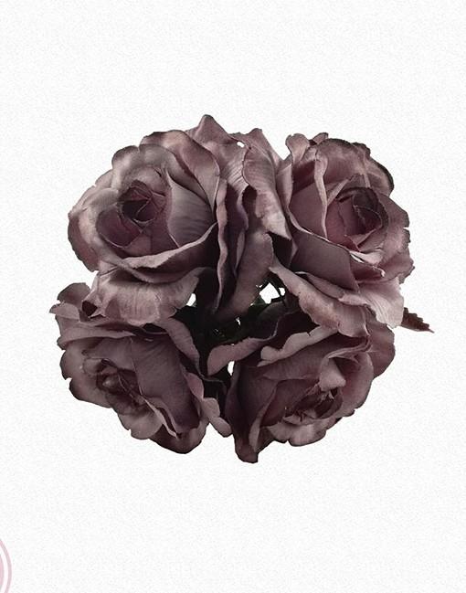 bouquet rosas morado hispania flamenco
