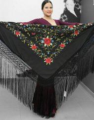 tienda manton para baile artesanal hispania flamemnco