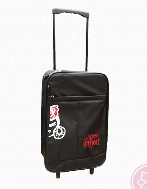 maleta arsa hija hispania flamenco