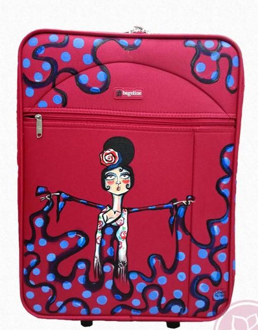 maleta de Carmen Encinas Hispania Flamenco