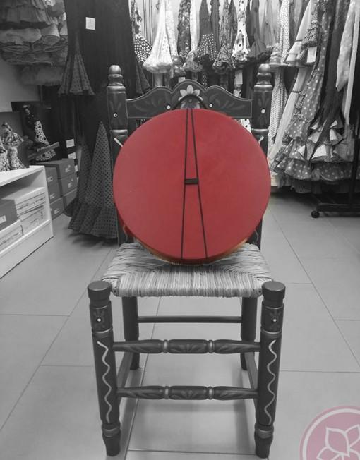 caja portapeinas hispania flamenco