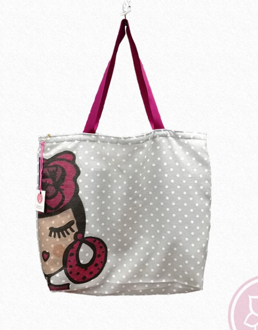tienda bolso flamenca