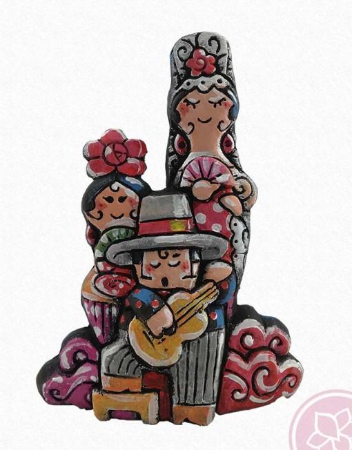 tienda trio 1 antonio ruano Hispania Flamenco