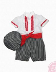 conjunto flamenco bebe 2