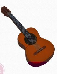 usb guitarra 8 g. hispania flamenco