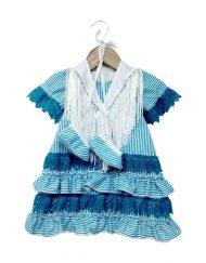 traje flamenca para bebe 2 años hispania flamenco