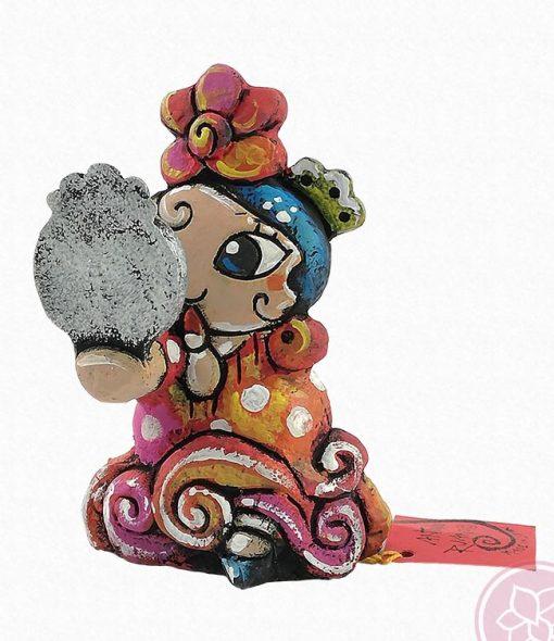 gitana de antonio ruano hispania flamenco