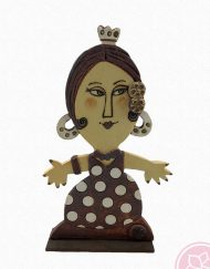 Figura Gitana Paz Alvarez e Hispania Flamenco