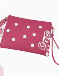 tienda bolso mano rosa fresa