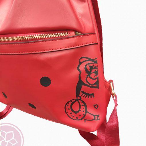 tienda mochila camu camu roja