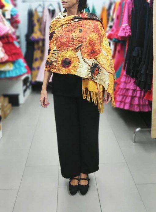 chal cachemir hispania flamenco