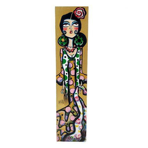 cuadros coleccion piriñaca de carmen encinas hispania flamenco