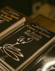 libro coros y danzas de Ronda Historia y Trayectoria