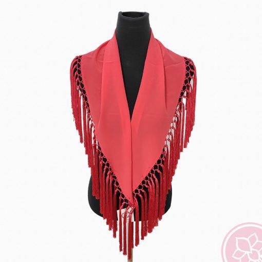manton coral hispania flamenco